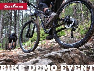 Salsa Bike demo