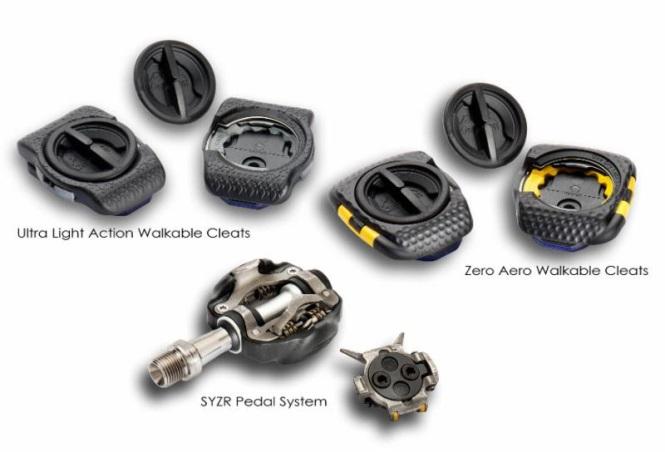 Speedplay walkable pedal system